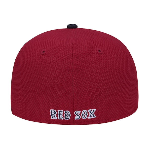 Boné New Era Boston Red Sox - Fechado - Adulto