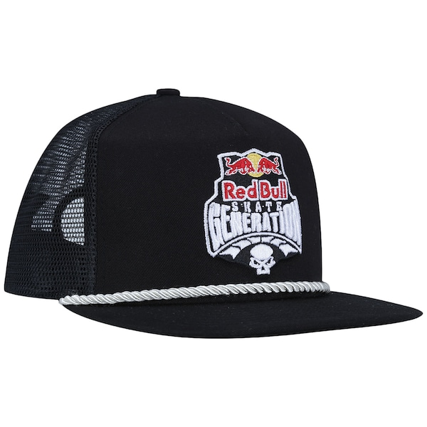 2aa0e041eb84d ... Boné Aba Reta New Era 9FIFTY Red Bull Skate Generation Corda - Snapback  - Adulto ...