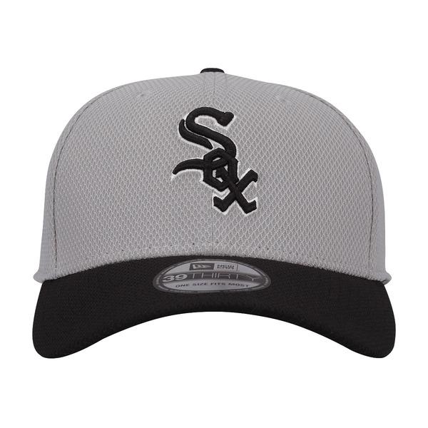 Boné New Era Chicago White Sox MLB - Fechado -  Adulto