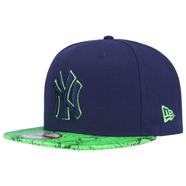 Boné Aba Reta New Era New York Yankees MLB - Strapback - Adulto