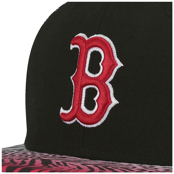Boné Aba Reta New Era 9FIFTY Boston Red Sox MLB - Snapback - Trucker - Adulto