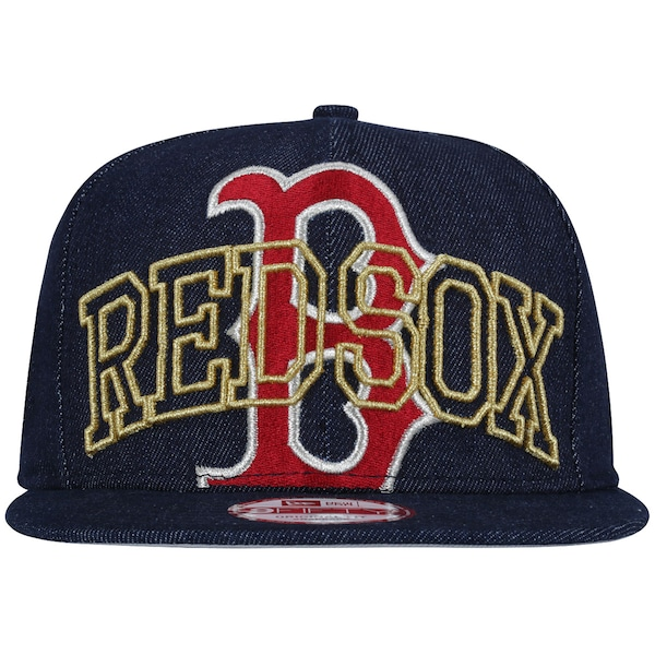 Boné Aba Reta 9FIFTY New Era Boston Red Sox MLB - Snapback - Adulto
