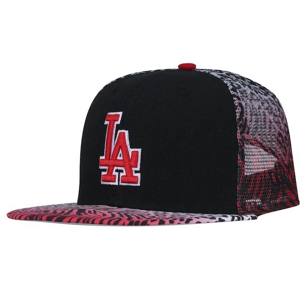 Boné Aba Reta 9FIFTY New Era Los Angeles Dodgers MLB - Snapback - Adulto