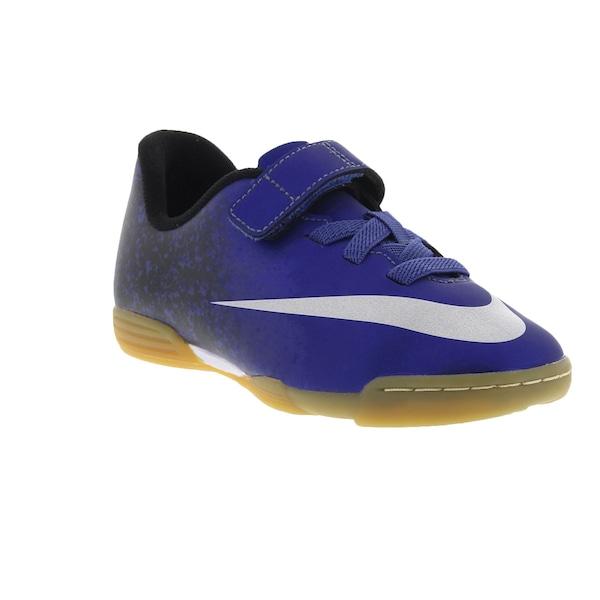 1b82f63f196 Chuteira Futsal Nike Mercurial Vortex 2 CR IC - Infantil