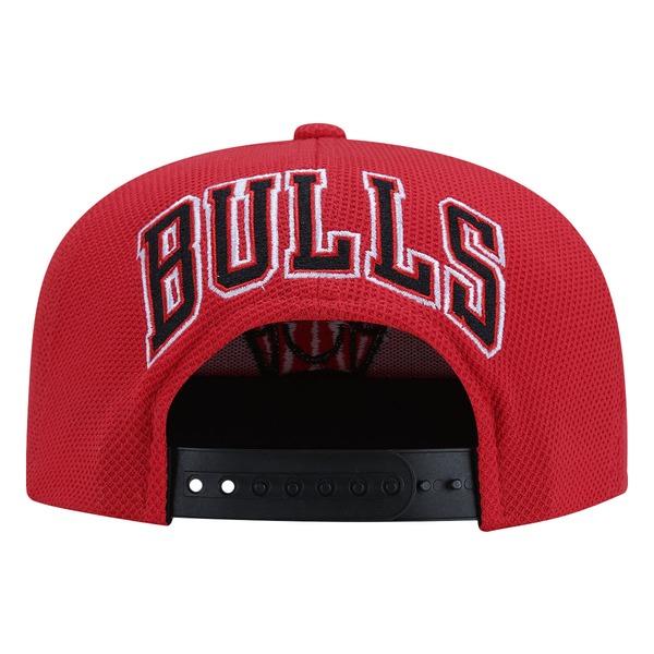 Boné Aba Reta adidas Flat NBA Chicago Bulls - Snapback - Adulto