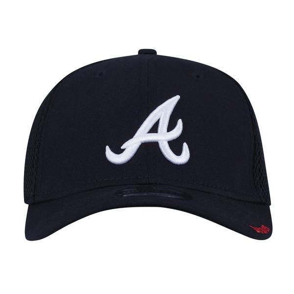 Boné New Era Atlanta Braves MLB - Fechado - Adulto