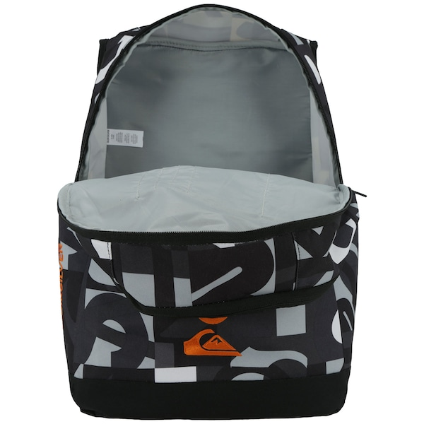 Mochila Quiksilver Recess Random Dark Shadow
