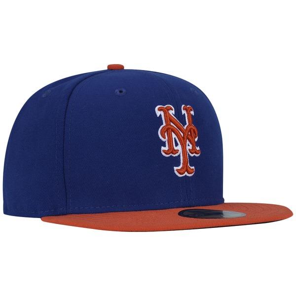 b40ff17c5c21f ... Boné Aba Reta New Era 59FIFTY New York Mets MLB - Fechado - Adulto ...