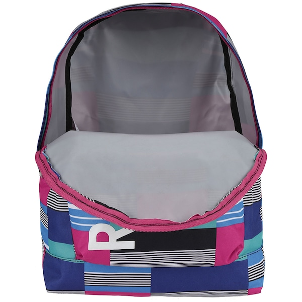 Mochila Roxy Sugar Baby Stripes and Blue