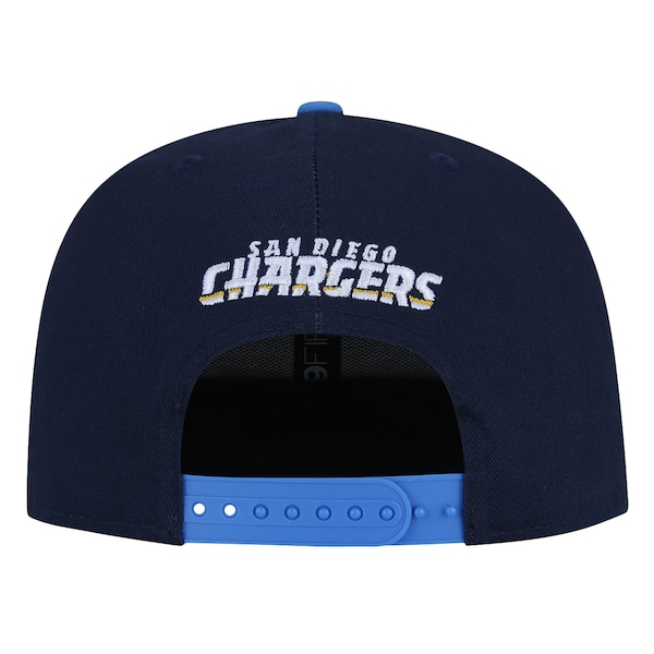 Boné Aba Reta New Era 9FIFTY San Diego Chargers Draft NFL Team - Snapback - Adulto