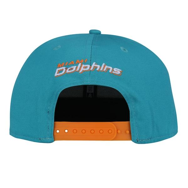 Boné Aba Reta New Era 9FIFTY Miami Dolphins Draft NFL - Snapback - Adulto