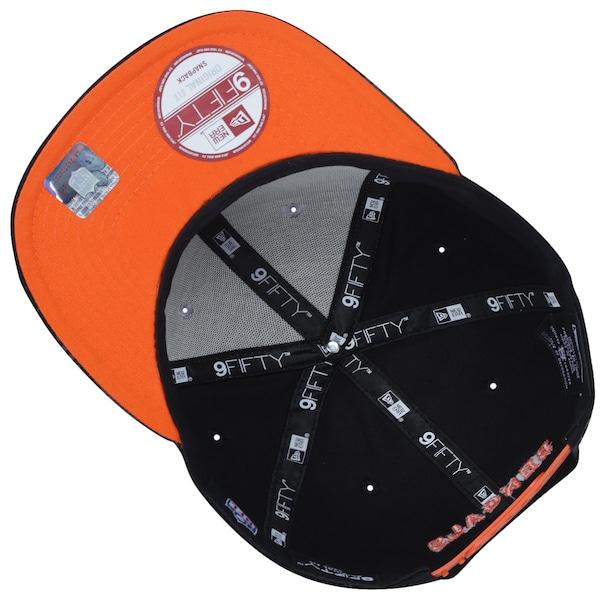 Boné Aba Reta New Era 9FIFTY Cincinnati Bengals Draft Colle NFL - Snapback - Adulto