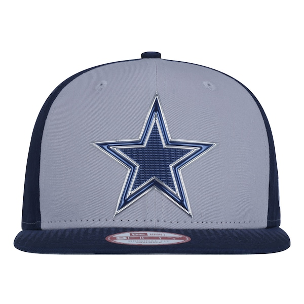 Boné Aba Reta New Era 9FIFTY Dallas Cowboys Draft NFL Team - Snapback - Adulto