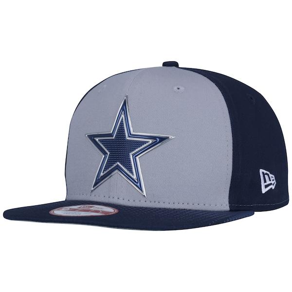 Boné Aba Reta New Era 9FIFTY Dallas Cowboys Draft NFL Team - Snapback - Adulto