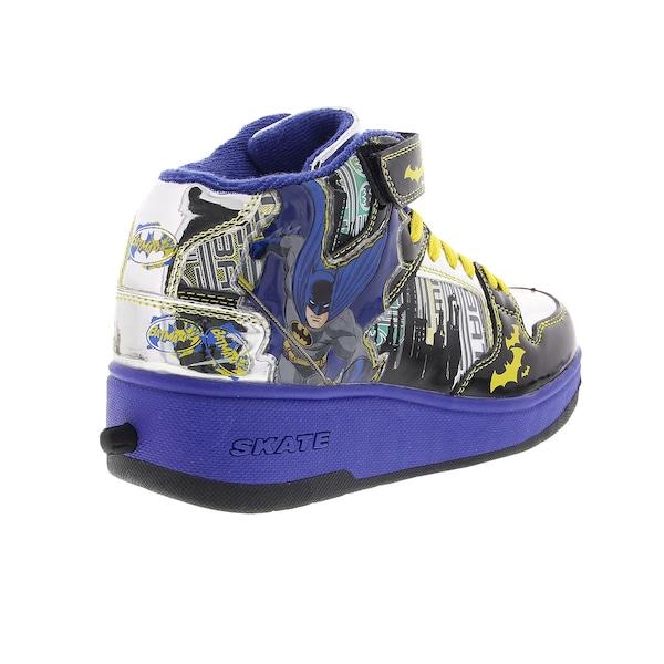 a3e3efa18a1 Tênis Warner Roller Skate Batman MID - Infantil