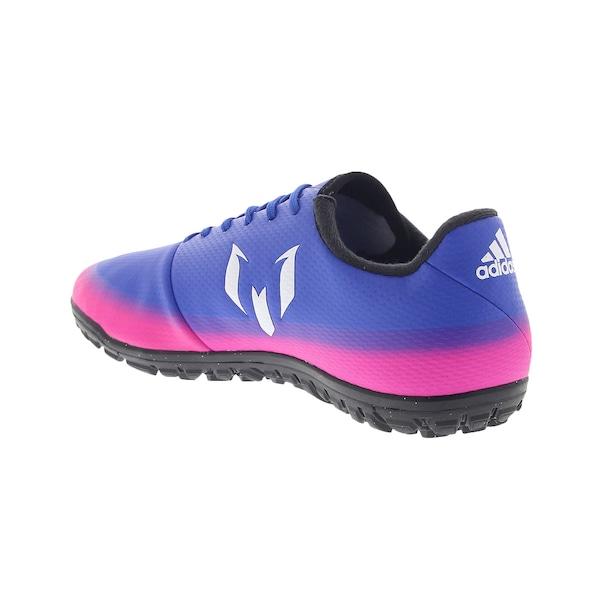 70a071bf24 Chuteira Society adidas Messi 16.3 TF - Adulto