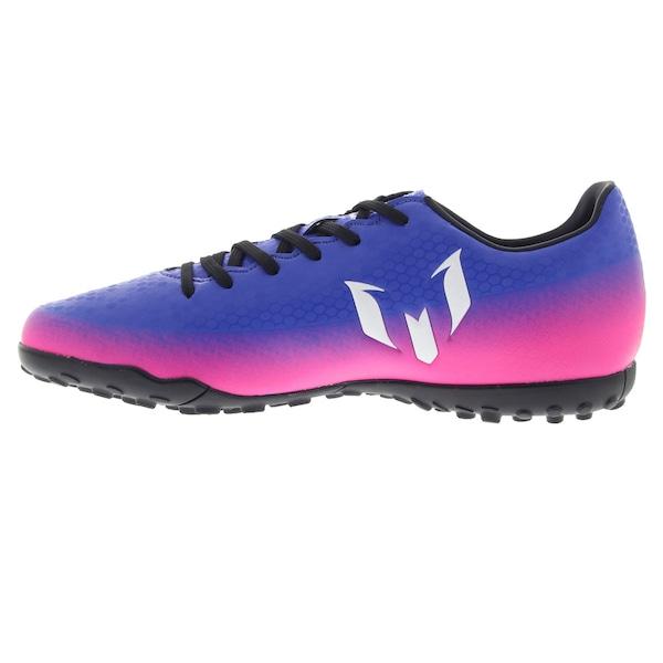 adde22b7c4 Chuteira Society adidas Messi 16.4 TF - Adulto