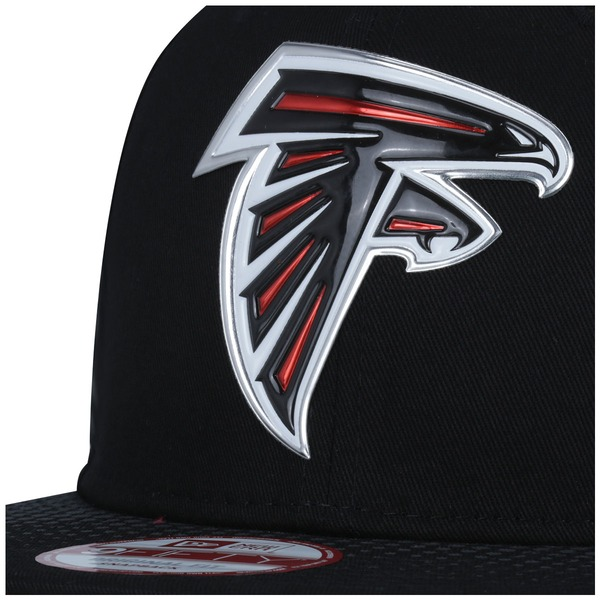 Boné Aba Reta New Era 9FIFTY Atlanta Falcons NFL Black - Snapback - Adulto