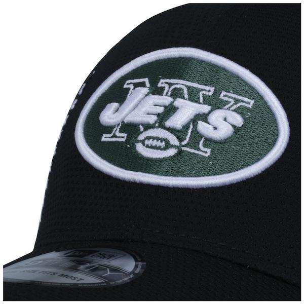 Boné New Era 39THIRTY New York Jets NFL Train - Fechado - Adulto