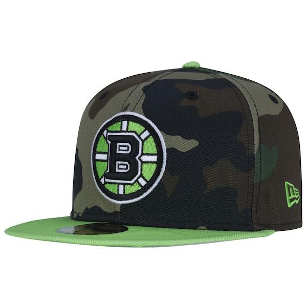 Boné Aba Reta New Era 59FIFTY Boston Bruins NHL - Fechado - Adulto