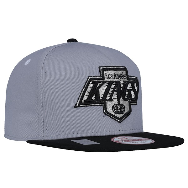 Boné Aba Reta New Era 9FIFTY Los Angeles Kings Frame NHL - Snapback - Adulto