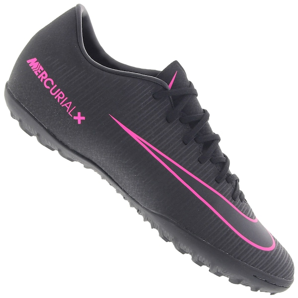 8574177f902dd Chuteira Society Nike Mercurial Victory VI TF - Adulto