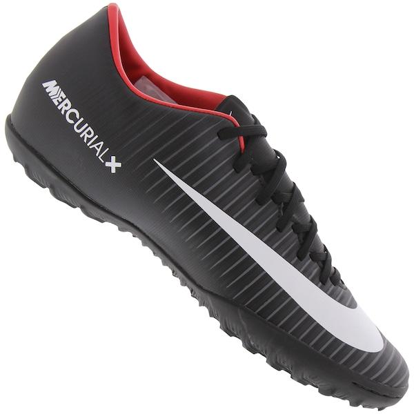 Chuteira Society Nike Mercurial Victory VI TF - Adulto 021d8d4b21abd