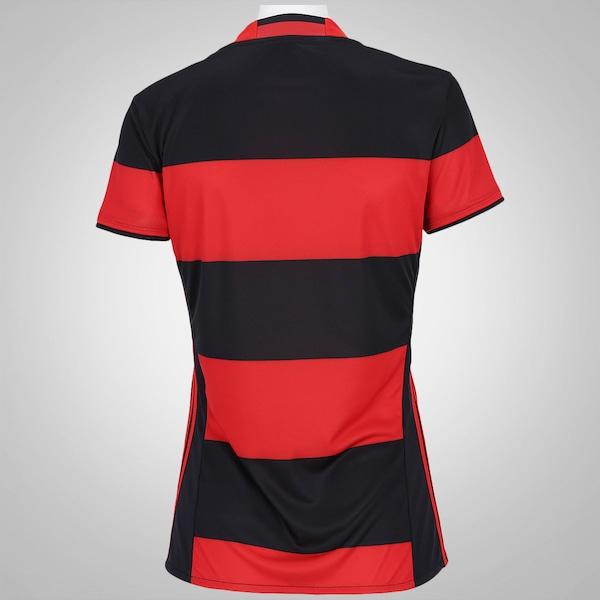 fc21d410d82ec ... Camisa do Flamengo I 2016 adidas - Feminina ...