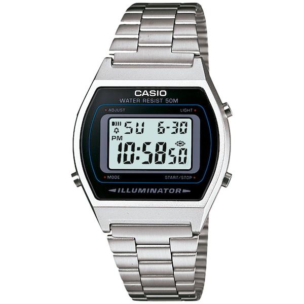Relógio Digital Casio Vintage B640WD - Masculino