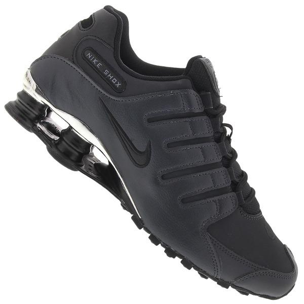 dafe84123a4 Tênis Nike Shox NZ PRM - Masculino