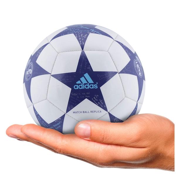 Minibola de Futebol de Campo adidas Finale 16 Real Madrid
