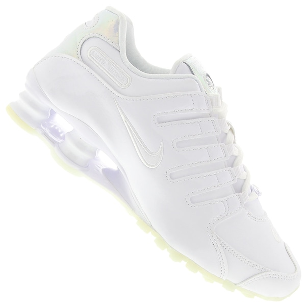 more photos 1fb11 ce2d4 Tênis Nike Shox NZ - Feminino