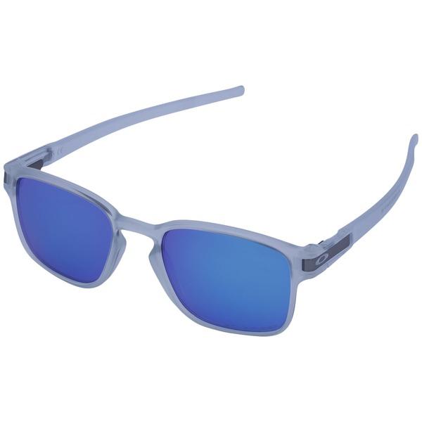 Óculos de Sol Oakley Latch Square Iridium Polarizado - Unissex