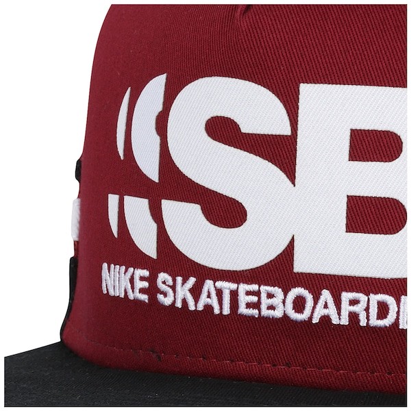 Boné Aba Reta Nike SB Cut - Snapback - Trucker - Adulto