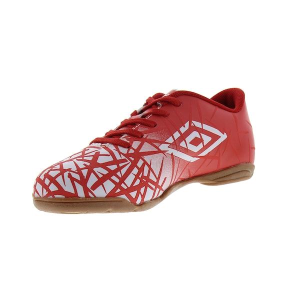 6dc407caa5466 Chuteira Futsal Umbro Grass III - Infantil