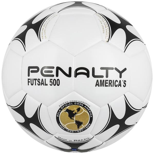 Bola de Futsal Penalty Americas Ultra Fusion