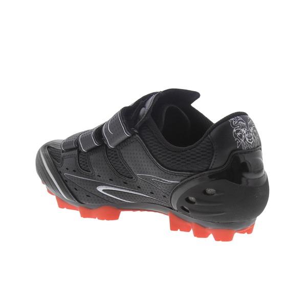 Sapatilha de Ciclismo Damatta Pro 3 Velcro S - Adulto