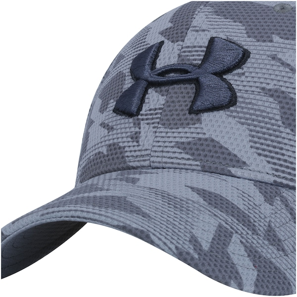 Boné Under Armour Blitzing Printed - Fechado - Adulto