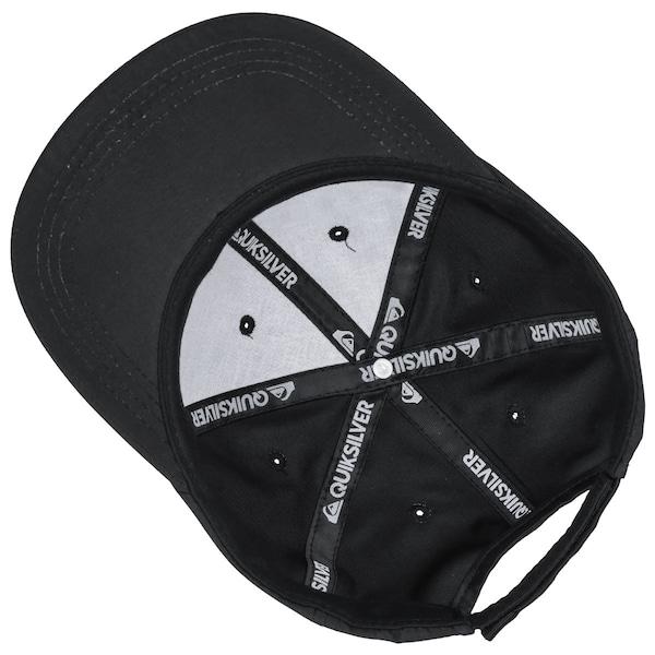 Boné Quiksilver Logo - Strapback - Adulto