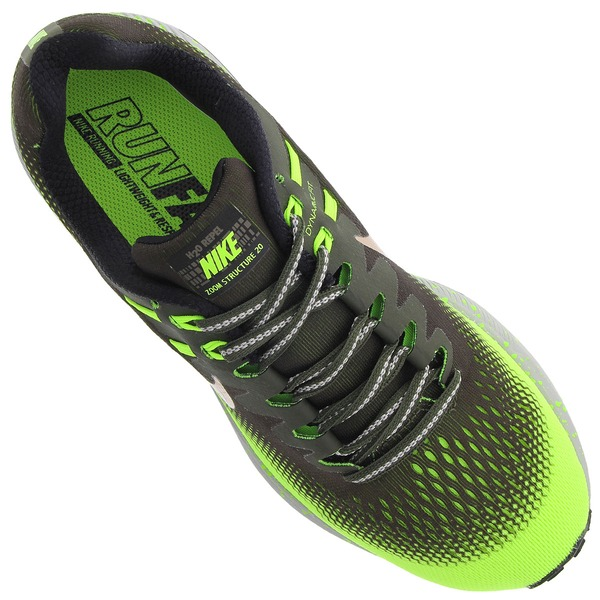 b54f32e0e5 Tênis Air Zoom Structure 20 Shield - Masculino