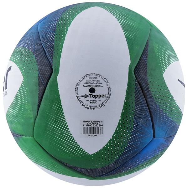 Bola de Futebol de Campo Topper Slick