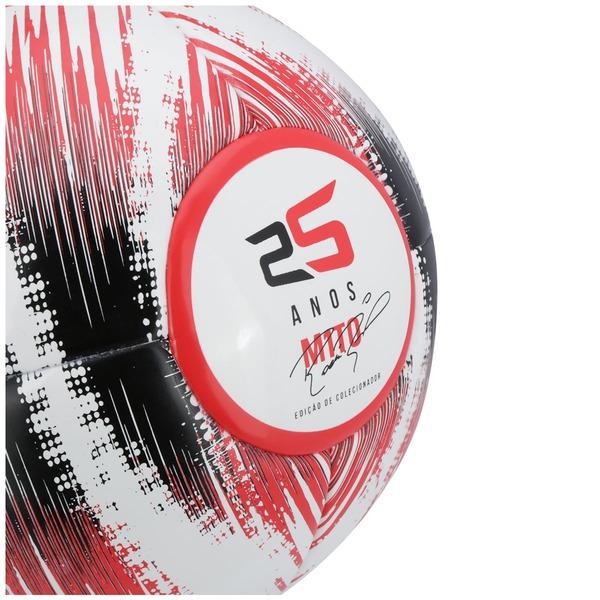Bola de Futebol de Campo Euro Rogério Ceni 25 Anos