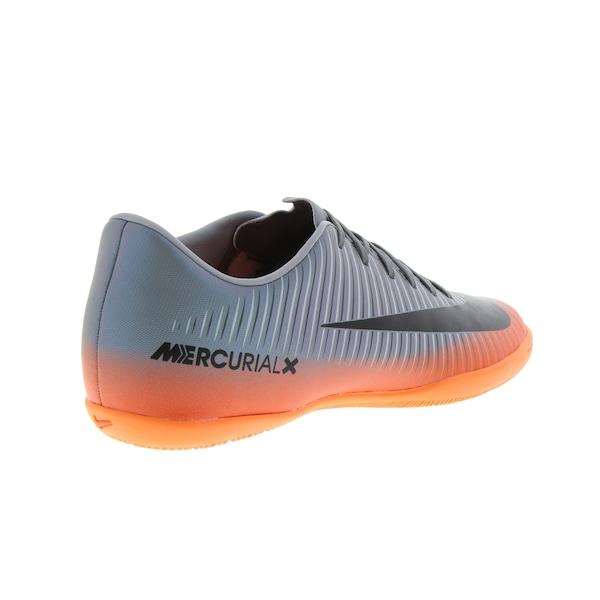 a67011942c Chuteira Futsal Nike MercurialX Victory VI CR7 IC - Adulto