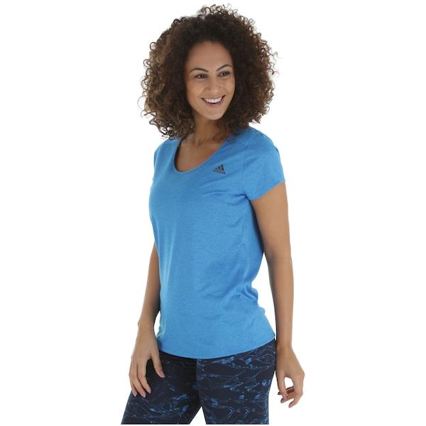 675f21b65e Camiseta adidas Ess MF EGB - Feminina