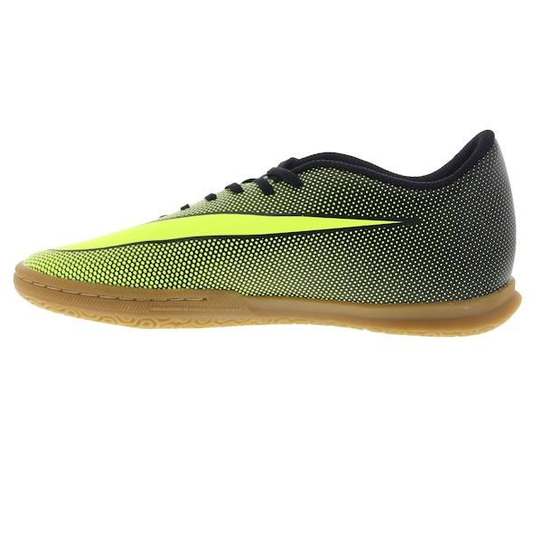 f4c2fb56edf3d Chuteira Futsal Nike Bravata X II IC - Adulto
