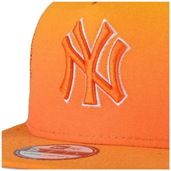 Boné Aba Reta New Era New York Yankees - Strapback - Trucker - Adulto