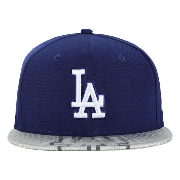 Boné Aba Reta New Era Los Angeles Dodgers Double - Fechado - Adulto