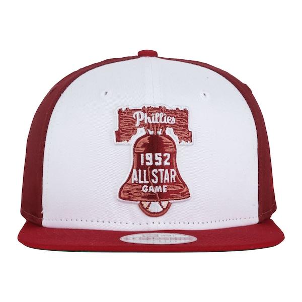 Boné Aba Reta New Era Philadelphia Phillies - Snapback - Adulto