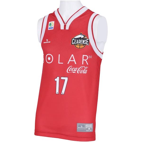 9250761d0 Camisa Regata Bomache Basquete Cearense - Masculina