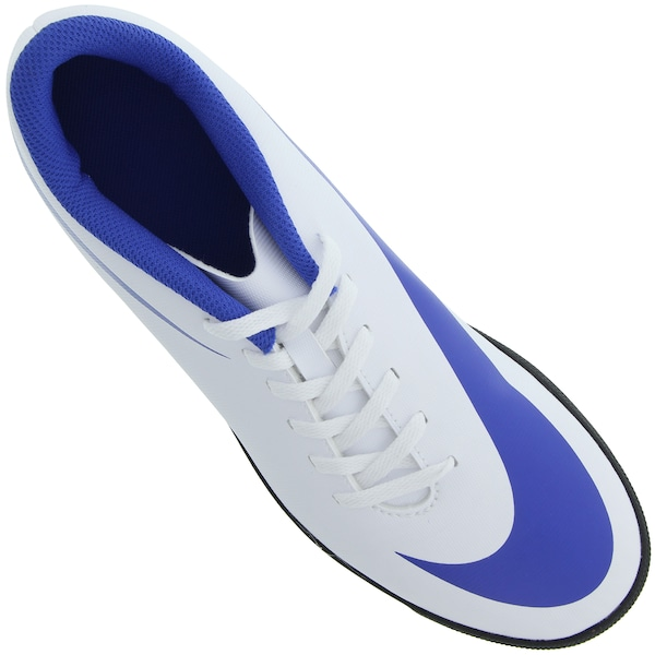 Chuteira Society Nike Bravata X II TF - Adulto